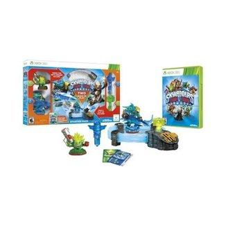 Skylanders Trap Team Starter Pack (Kit Inicial) Xbox 360