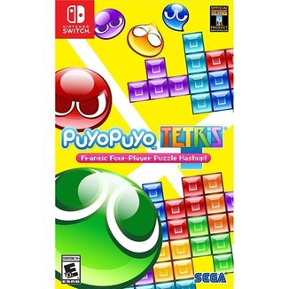 Puyo Puyo Tetris - Switch