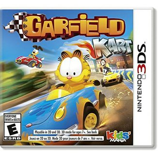 Garfield Kart - 3Ds