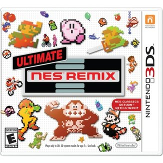 Ultimate Nes Remix - 3Ds