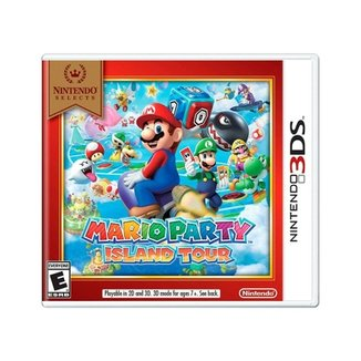 b6ae27c898ecc Jogo Mario Party  Island Tour - 3DS