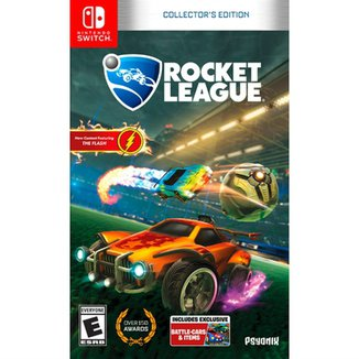 Rocket League Collectors Edition - Switch
