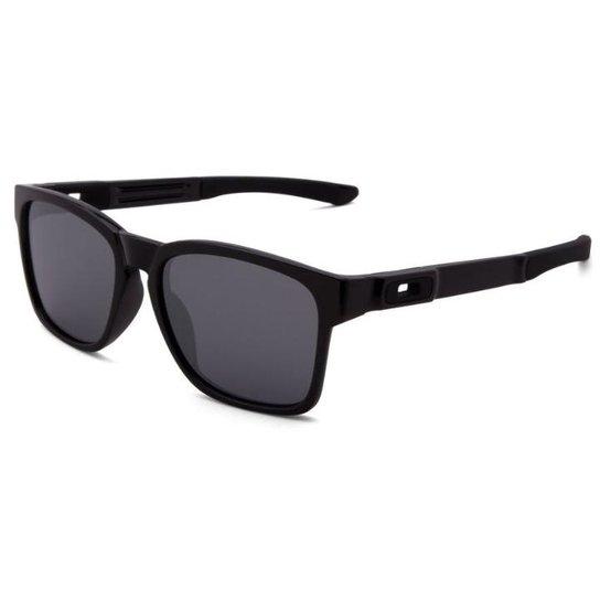 Óculos Oakley Catalyst Polarizado - Black Iridium - Compre Agora ... c233060b9b