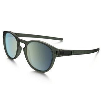 Óculos Oakley Latch Matte Olive Ink Iridium 3b906037ea