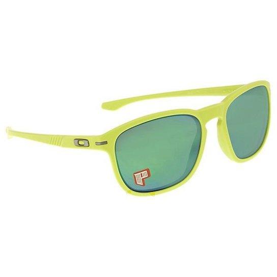 39e71b4c30856 Óculos de Sol Oakley Enduro Polarizado Verde - Compre Agora   Netshoes