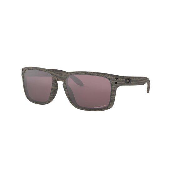 f82740564 Óculos de Sol Oakley OO9102 Holbrook - Verde | Netshoes