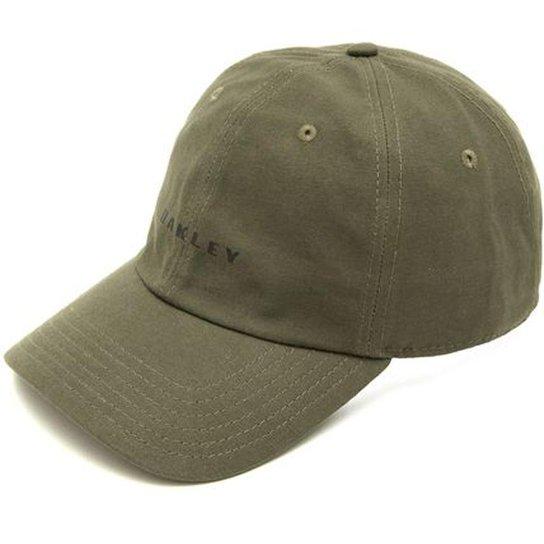 Boné Oakley 6 Panel Reflective Hat - Verde - Compre Agora  7c4297c5808
