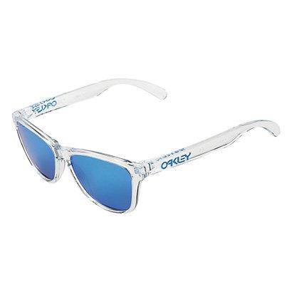 Óculos de Sol Oakley Frogskins Xs Prizm Sapphire Masculino
