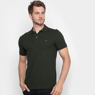 Camisa Polo Lacoste Piquet Regular Fit Masculina fa1e6a3a80
