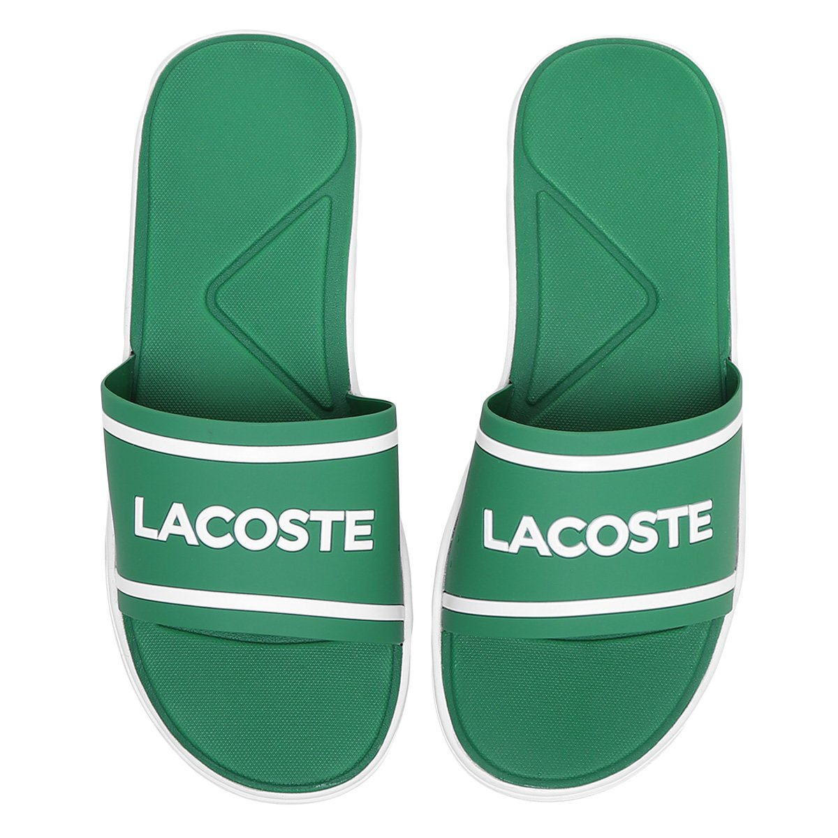 Chinelo Slide Lacoste Masculino 3234a7ff7c1