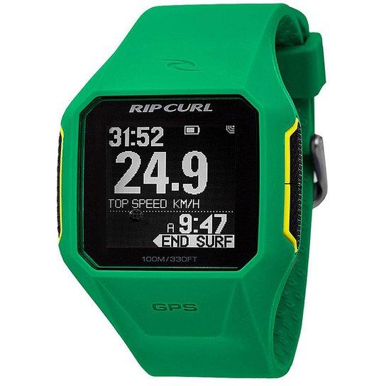 7595552226a Relógio Rip Curl Surf Search GPS - Verde - Compre Agora