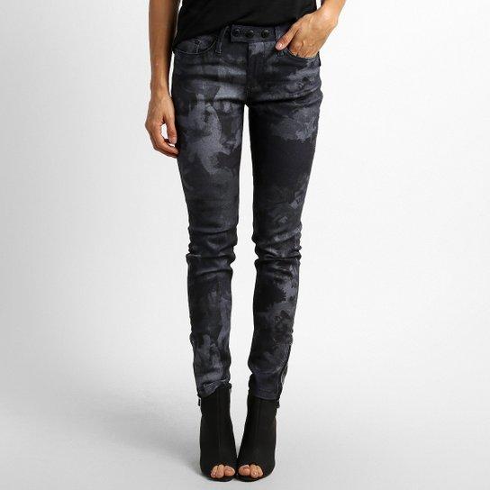 deccb58db Calça Calvin Klein Camuflada Skinny | Netshoes
