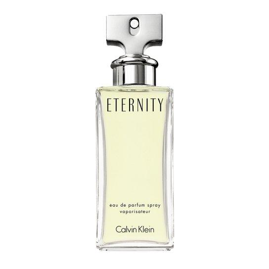 da80bf7250b56 Calvin Klein Perfume Feminino Eternity EDP 100ml - Incolor - Compre ...