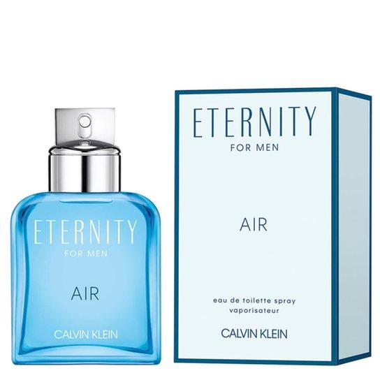 9d2dff5c2 Perfume Calvin Klein Eternity Air Men EDT Masculino 30ml - Incolor ...