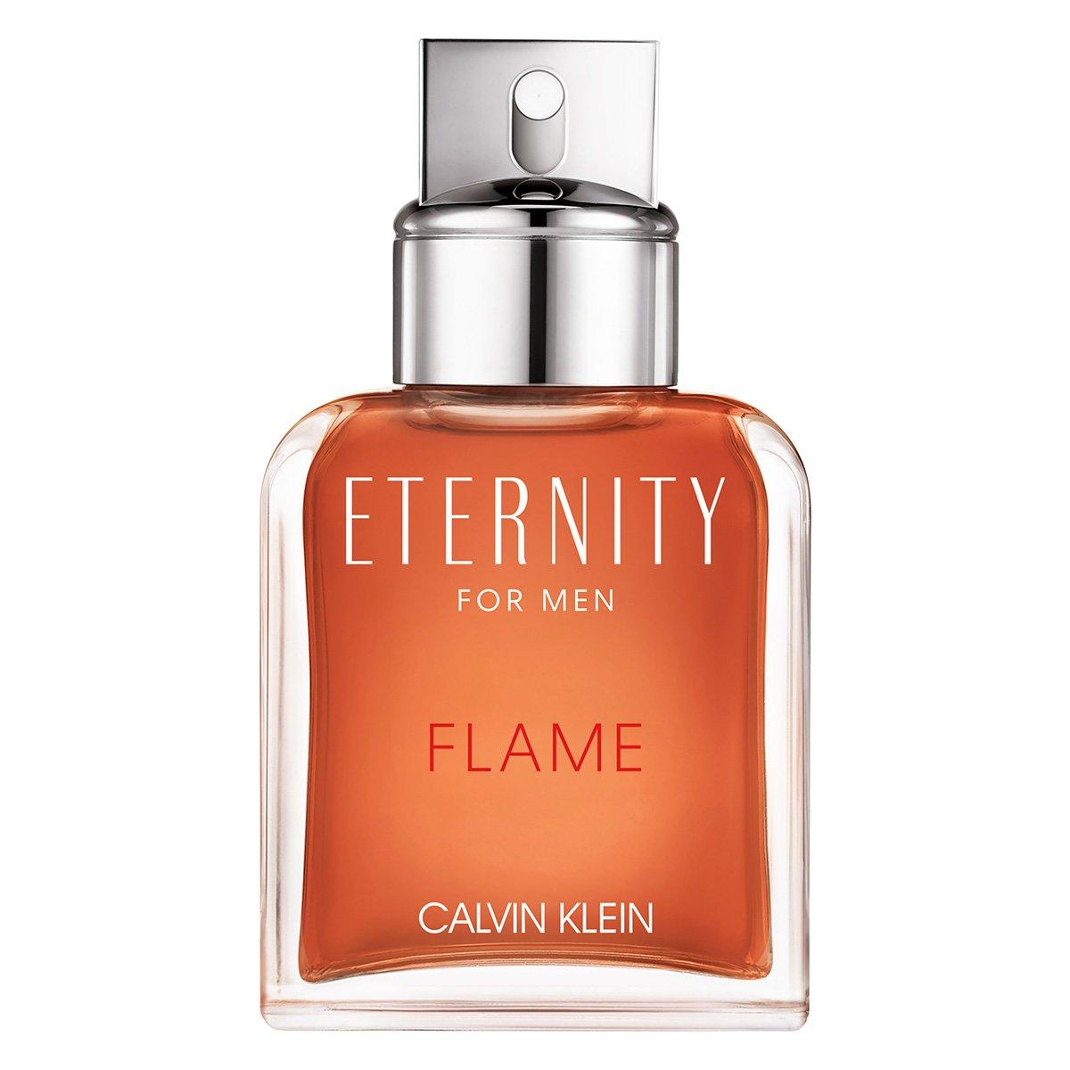 Eternity Flame Calvin Klein – Perfume Masculino EDT - 50ml