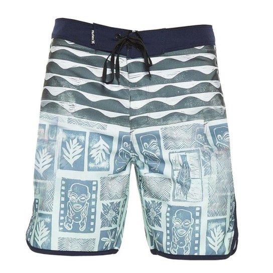 Bermuda Água Hurley Phantom Tahiti - Compre Agora  8f53028020e