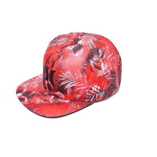 Boné Hurley DRI-FIT Classic Two Vermelho - Vermelho Claro 595c5a842ec