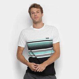 5f84159f80a4e Camiseta Hurley Alkaline Cinza - Compre Agora