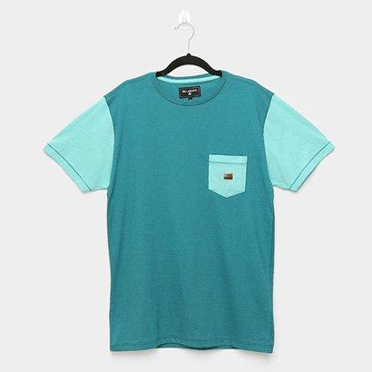 Camiseta Billabong Block Out Masculina
