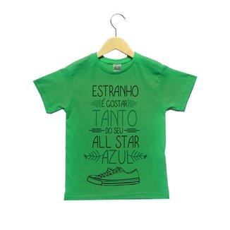 Camiseta Infantil Joss All Star Unissex eea0c76a89b