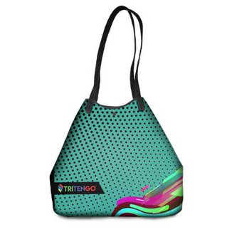 Bolsa Fitness Casulo em Neoprene Poa Style 8b540f9e6b148