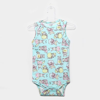 Body Infantil Up Baby Estampado
