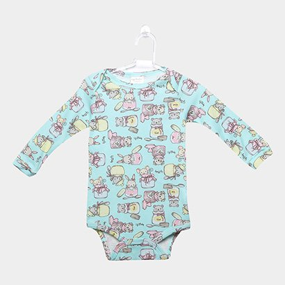 Body Infantil Up Baby Estampado Feminino