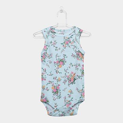 Body Infantil Suedine Up Baby Feminino