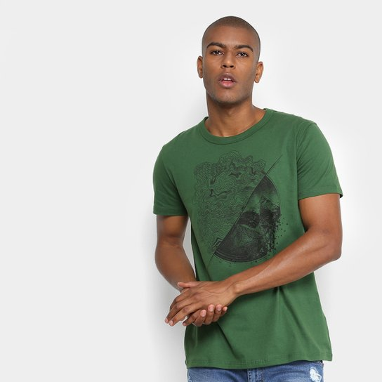 Camiseta Triton Estampada Masculina - Compre Agora   Netshoes 4edf829a81