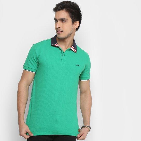 fe183a55c6 Camisa Polo Colcci Listras Gola Masculina - Compre Agora