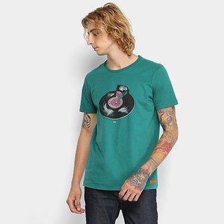 Camiseta Colcci Disco Music Masculina 3dd3426f2506f