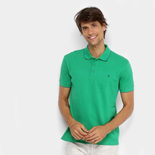 Camisa Polo Forum Piquet Básica Masculina - Compre Agora  313fa7a7073ff