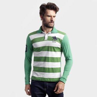 5a6ebf9abd Camisa Polo RG 518 Listras
