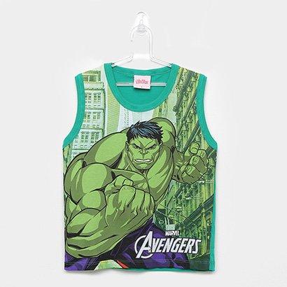 Regata Infantil Kamylus Avengers Masculina