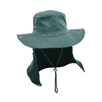 Chapéu Safari com Proteção Joga (Cor Verde) 77bf179061c