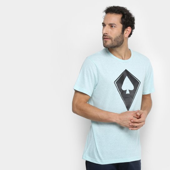 Camiseta MCD com Logo Masculina - Verde claro - Compre Agora  e9f548c2a1f