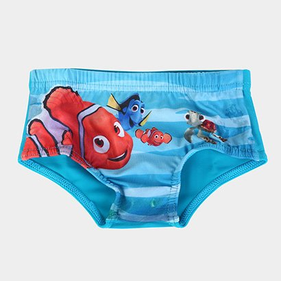 Sunga Infantil Tip Top Nemo