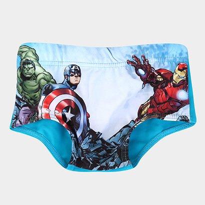 Sunga Infantil Tip Top Avengers