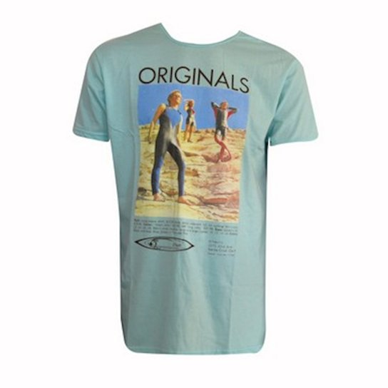 3ff15f45b46da Camiseta O´Neill Slim The 70 Masculina - Compre Agora