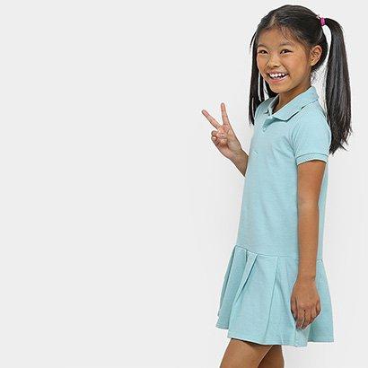 Vestido Infantil Lilica Ripilica Polo Básico