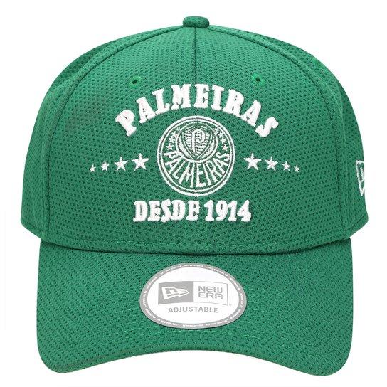 Boné New Era Palmeiras Brasão 940 - Compre Agora  8e8fe42f1d3