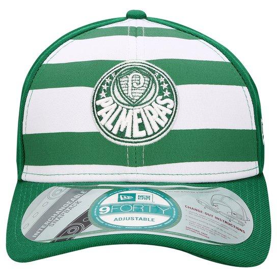 Boné New Era Palmeiras Listrado 940 - Compre Agora  f72d7466be9
