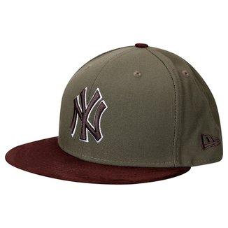 Boné New Era 5950 MLB New York Yankees ef71fce331e