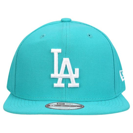 Boné New Era 950 MLB Original Fit Los Angeles Dodgers - Verde água ... 42d8688f8e3