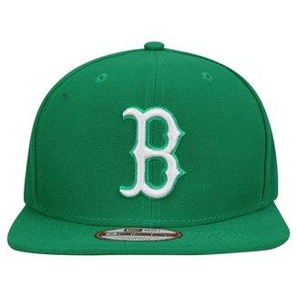 44cd5a63a2762 Boné New Era 950 MLB Boston Red Sox