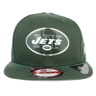 Boné New Era 9fifty Original Fit Snapback New York Jets 9df87b66272