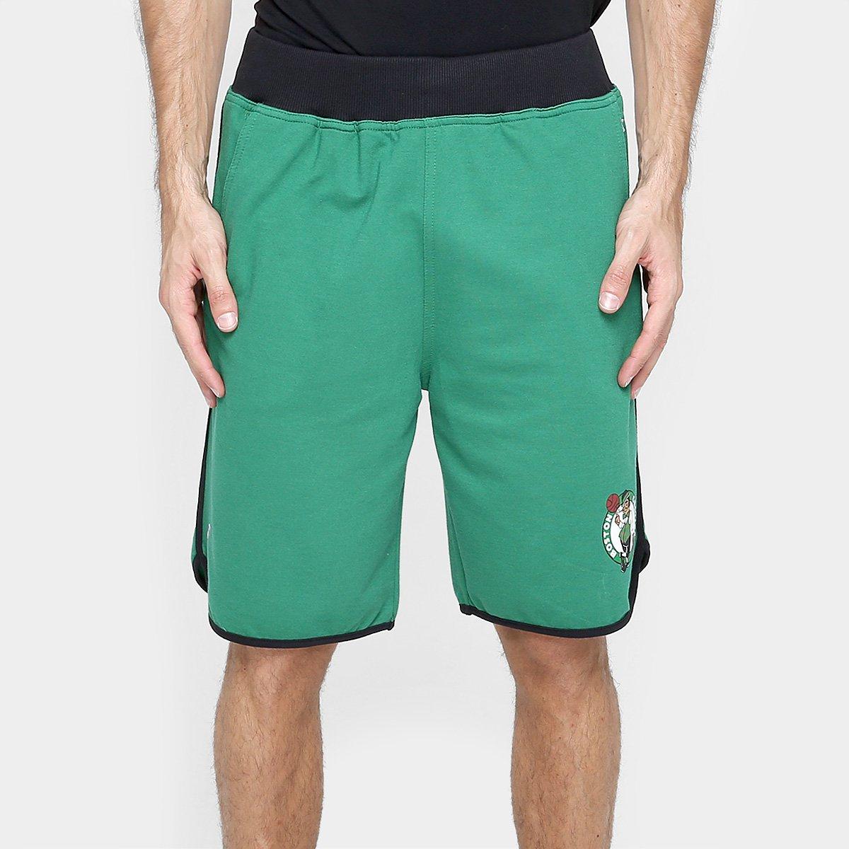 Bermuda New Era NBA Team Color Boston Celtics
