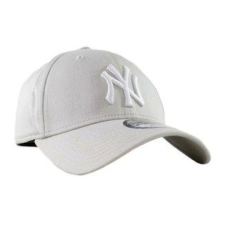 5b83320d1ae4c Boné New Era Aba Curva NY YankeesFechado
