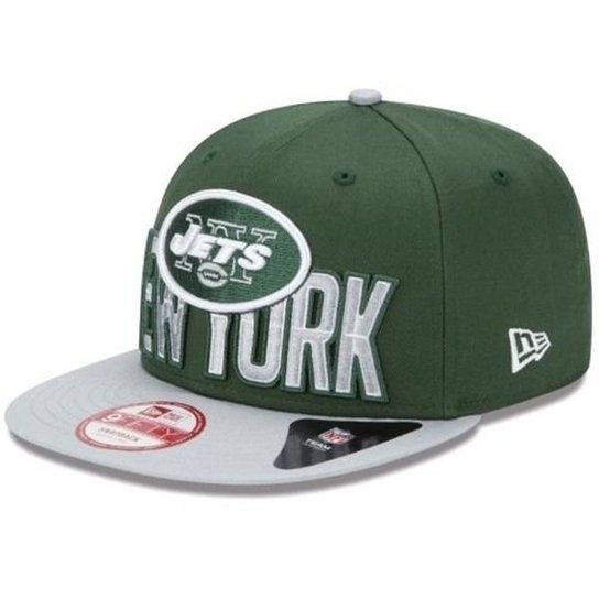 Boné New York Jets DRAFT15 950 Snapback - New Era - Compre Agora ... 78474d493edb1