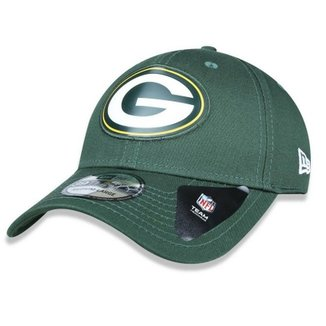 Boné Green Bay Packers 3930 Streched Logo Weld - New Era 7ab2d814e31